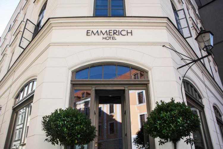 Emmerich Hotel Entree