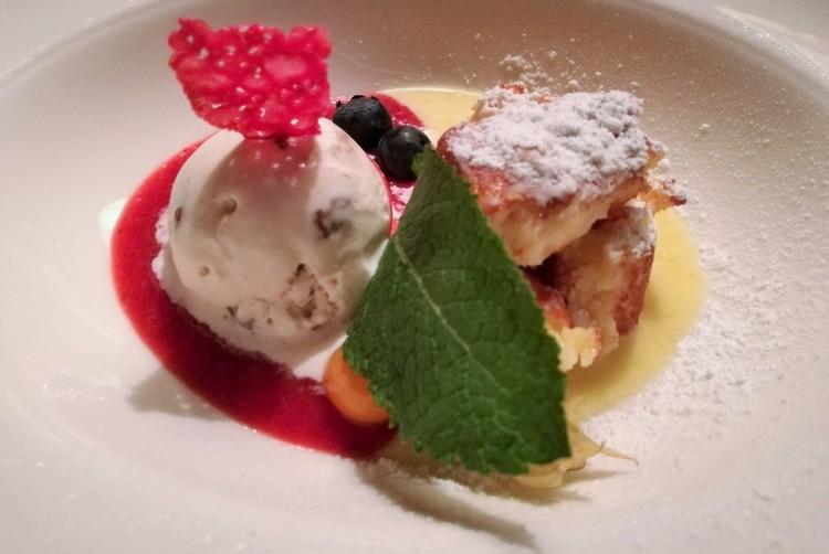 Lindner Parkhotel & Spa Dessert
