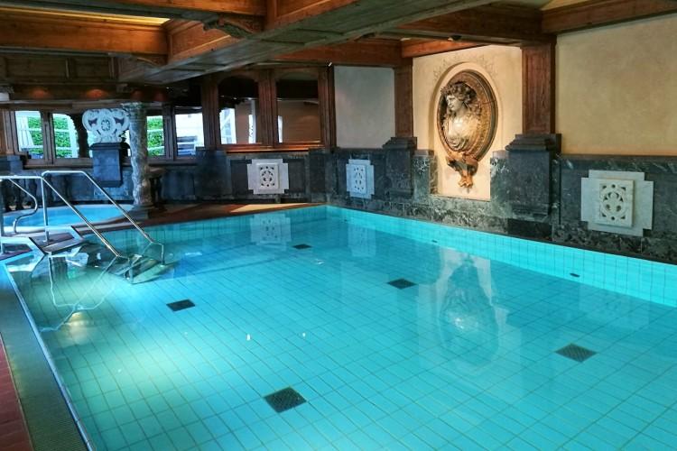 Lindner Parkhotel & Spa Pool