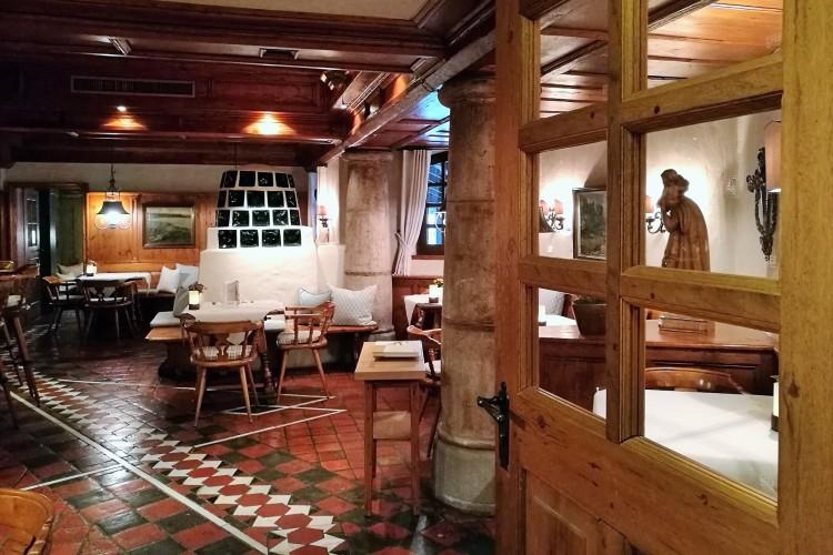 Lindner Parkhotel & Spa Weinstube